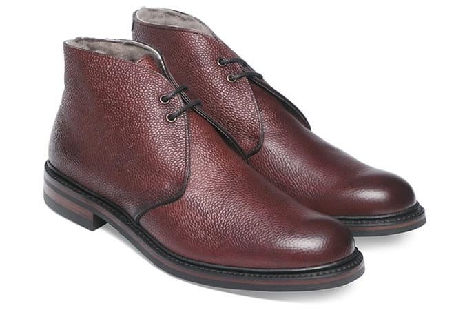 Cheaney chukka boot