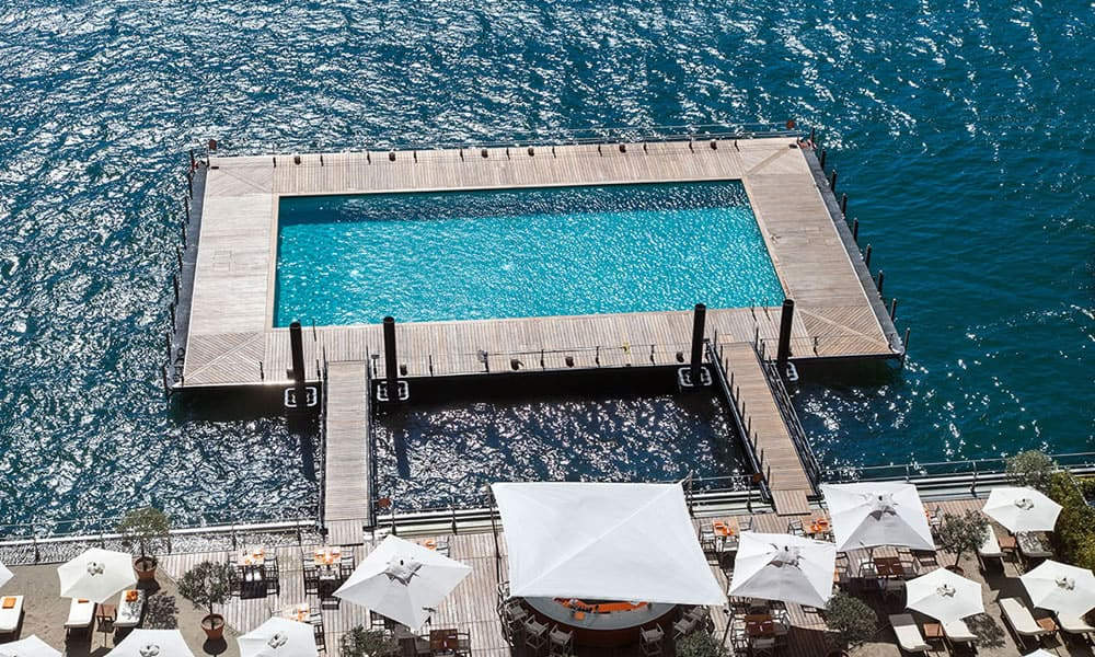 The 35 Coolest Swimming Pools In The World Fashionbeans