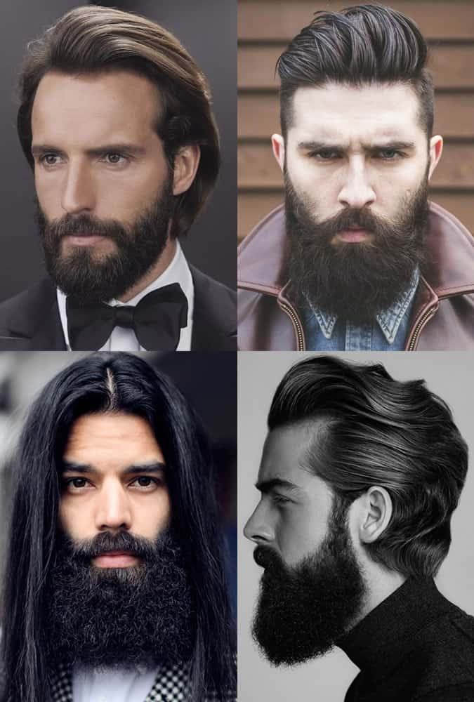 Facial Hair Styles The Beard Styles You Need To Know In 2018 Fashionbeans
