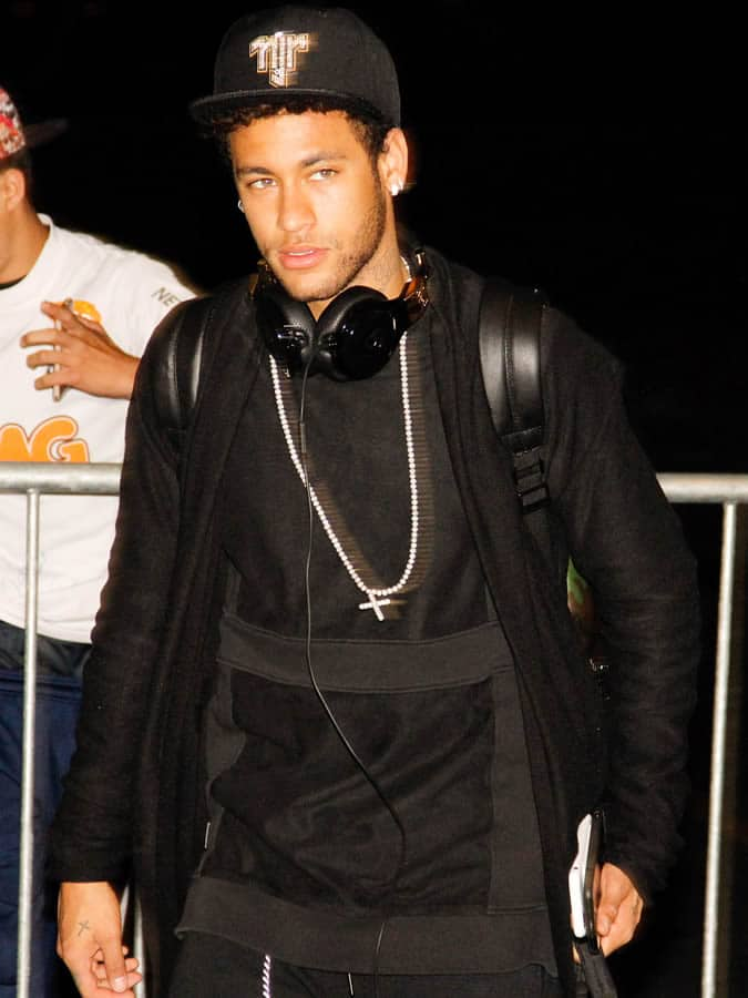 163 198m Neymar Is Proof That Money Can T Buy Style