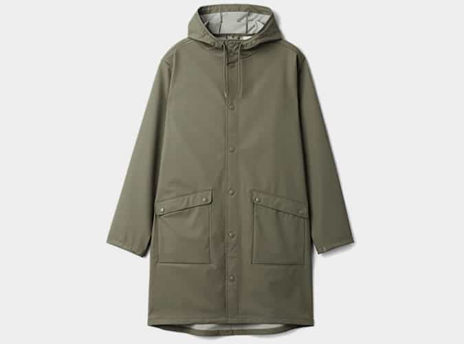 Weekday Sune Raincoat