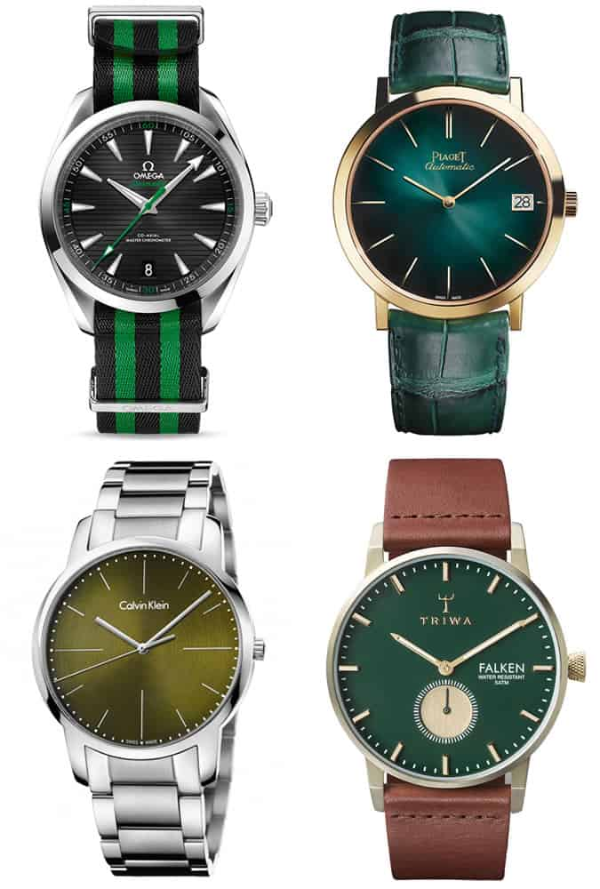 the best green watches for men