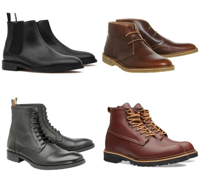 the best autumn boots for men