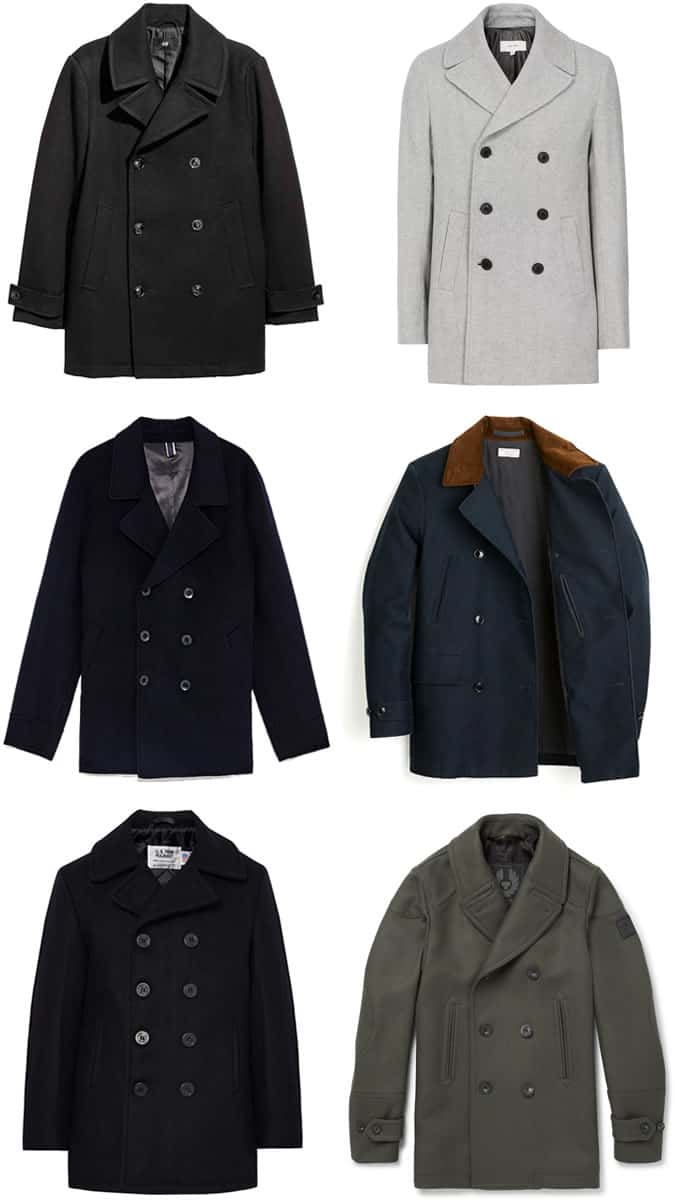 The best men's peacoats you can buy 2017