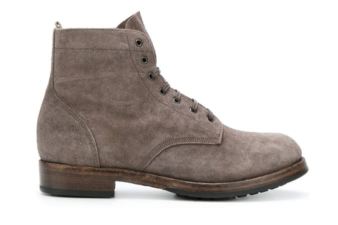 Officine Creative work boots