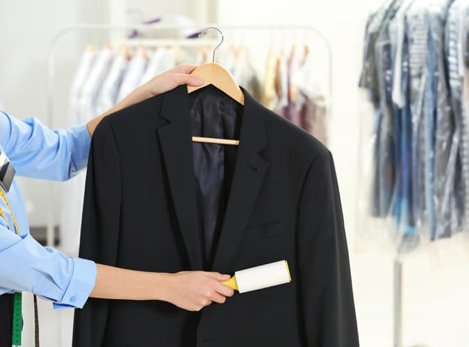 Dry Cleaning Your Suit