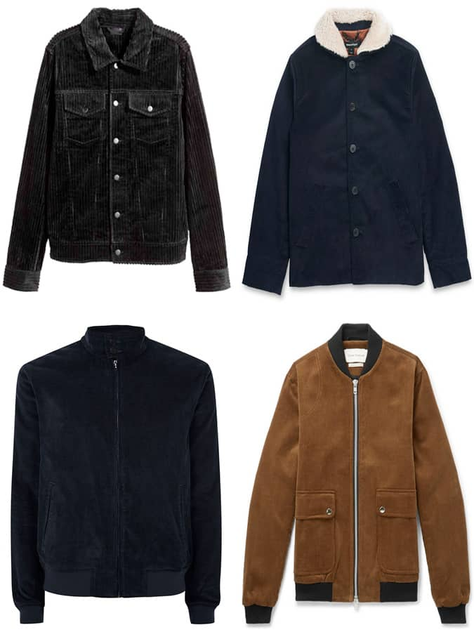 The Best Corduroy Jackets For Men