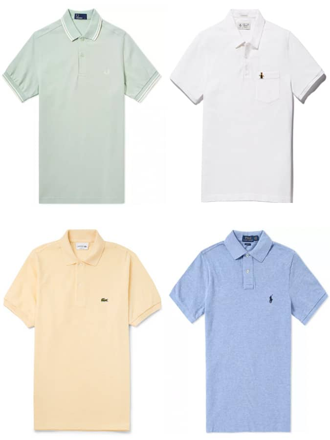The Best Polo Shirts For Men