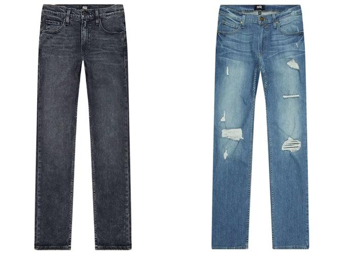 Paige Denim skinny jeans for men