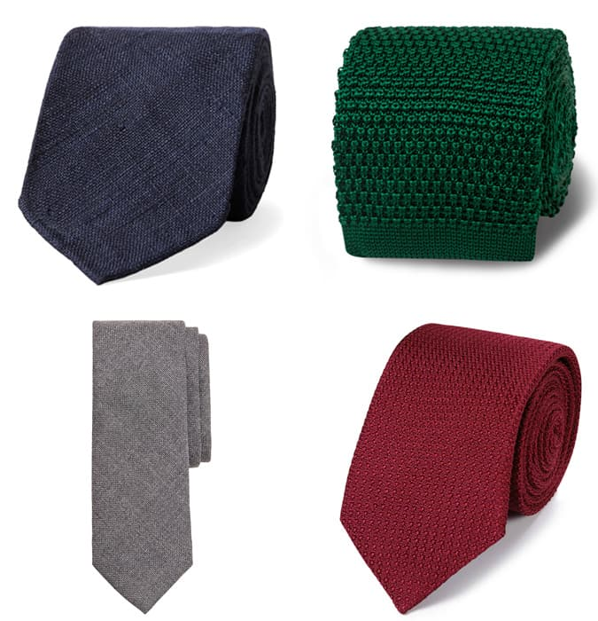 The best ties for mne