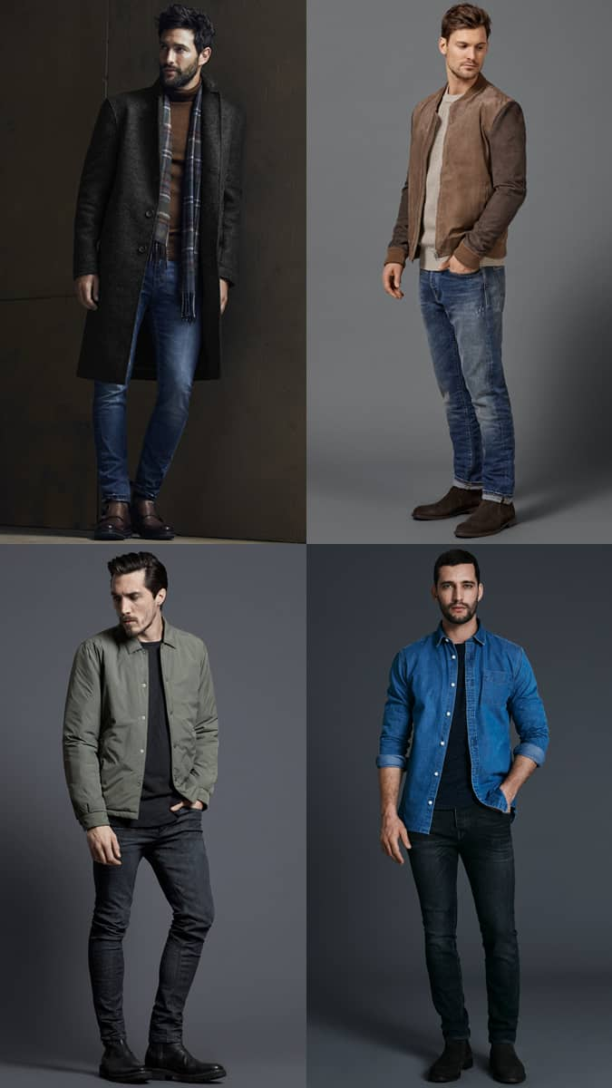 Well-Fitting Jeans For Men