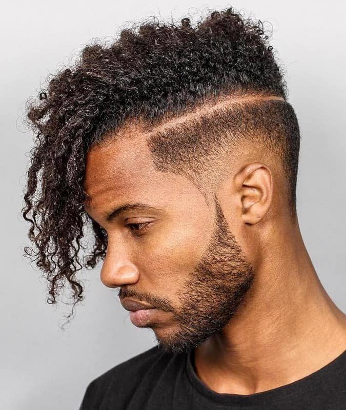 Drop Fade Haircuts What They Are And Why You Need One Fashionbeans