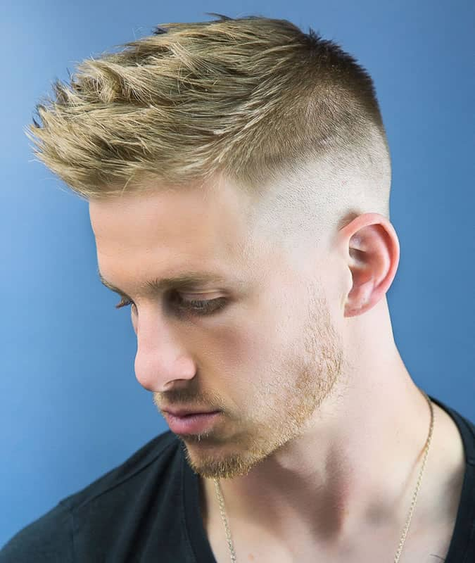 Hairstyle for men 2018