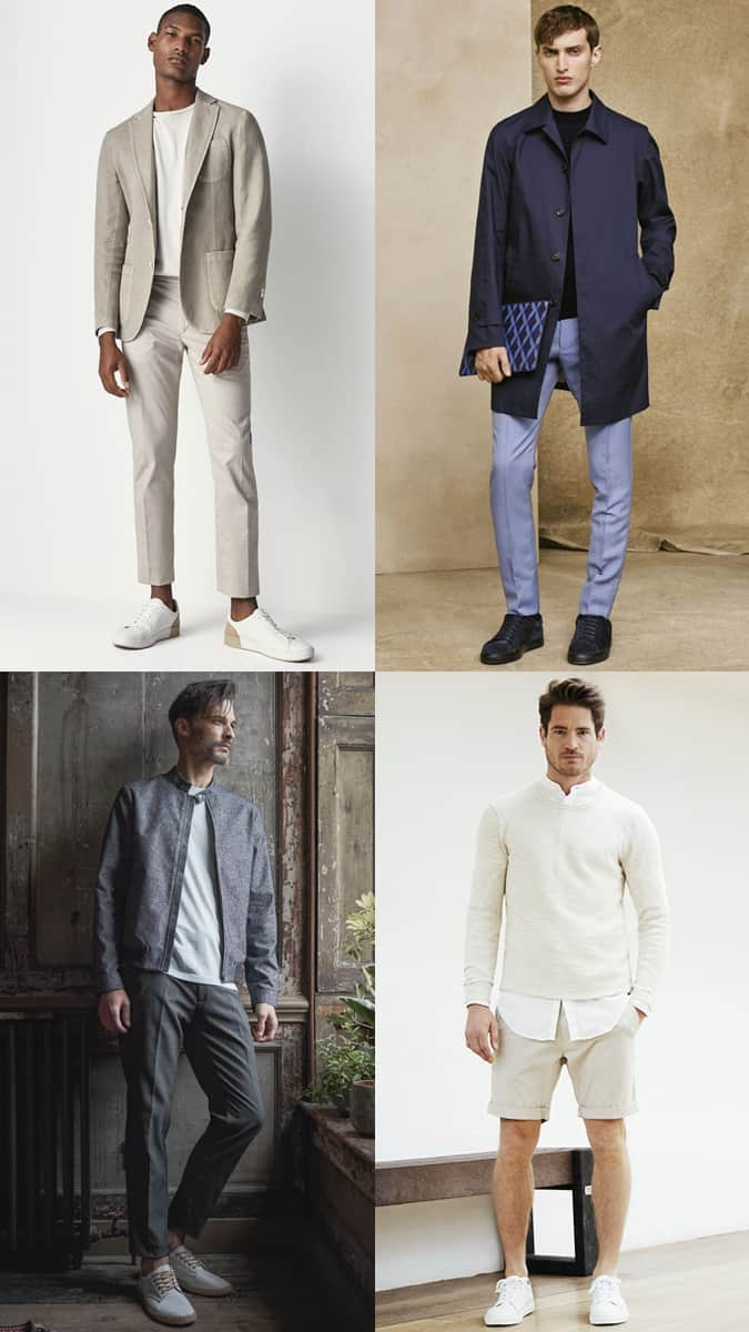 Men's Spring/Summer 2018 Fashion Trends Guide