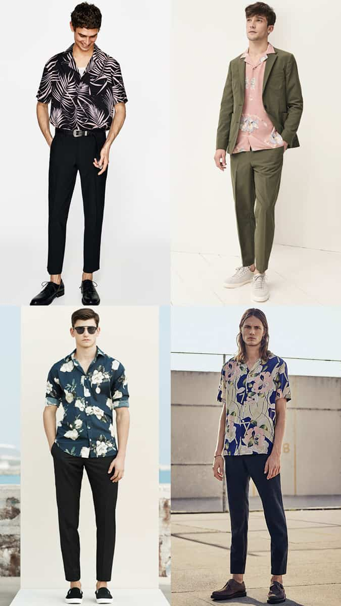 How To Wear A Tropical Shirt