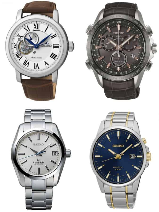 The Best Seiko Men's Watches