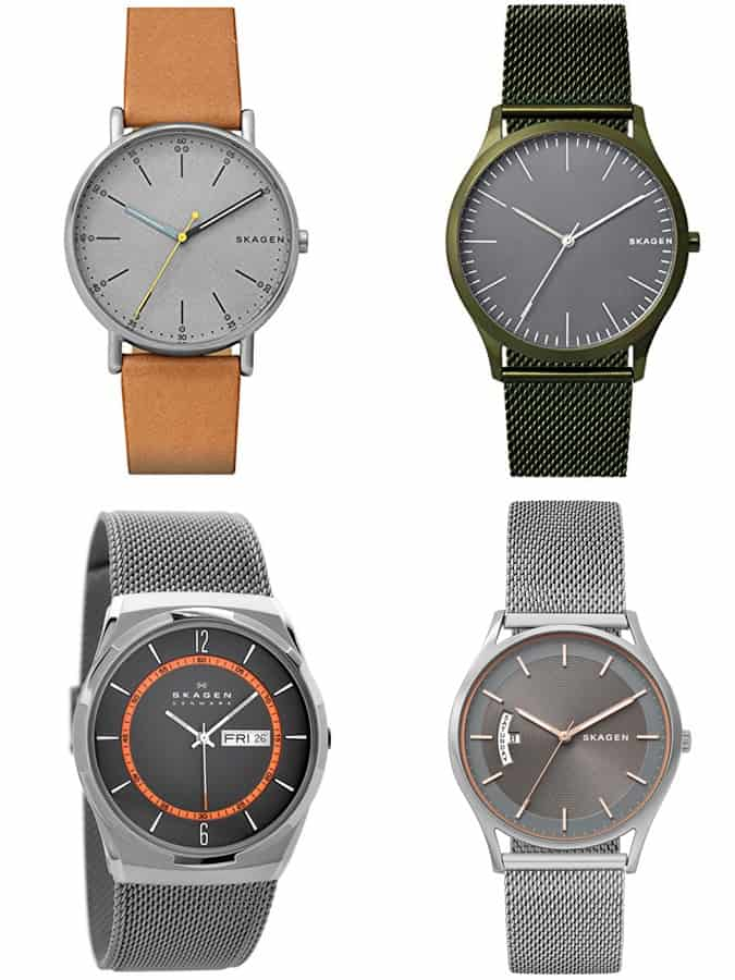 The Best Skagen Watches For Men