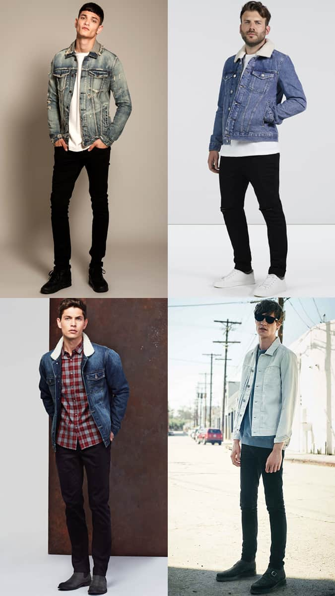 How To Wear A Denim Jacket In 10 Modern Ways Fashionbeans