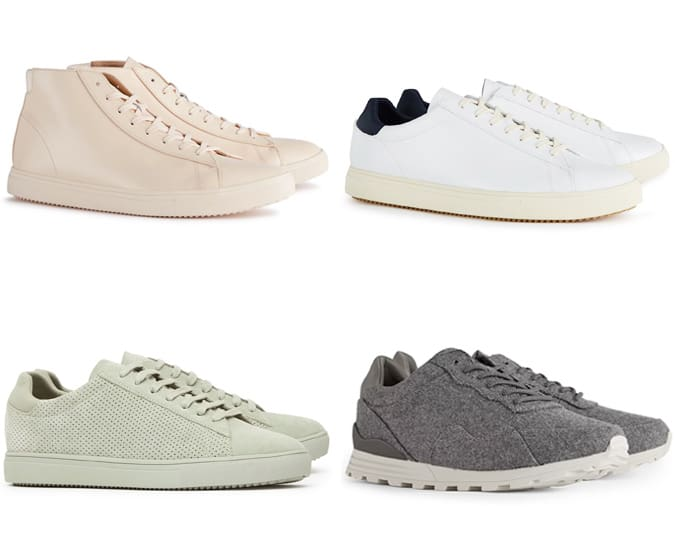 The Best Clae Minimalist Trainers
