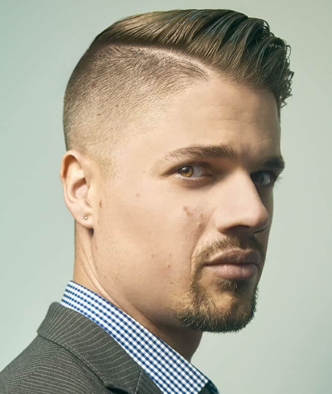 The Best Comb Over Fade Haircuts And How To Get Them Fashionbeans
