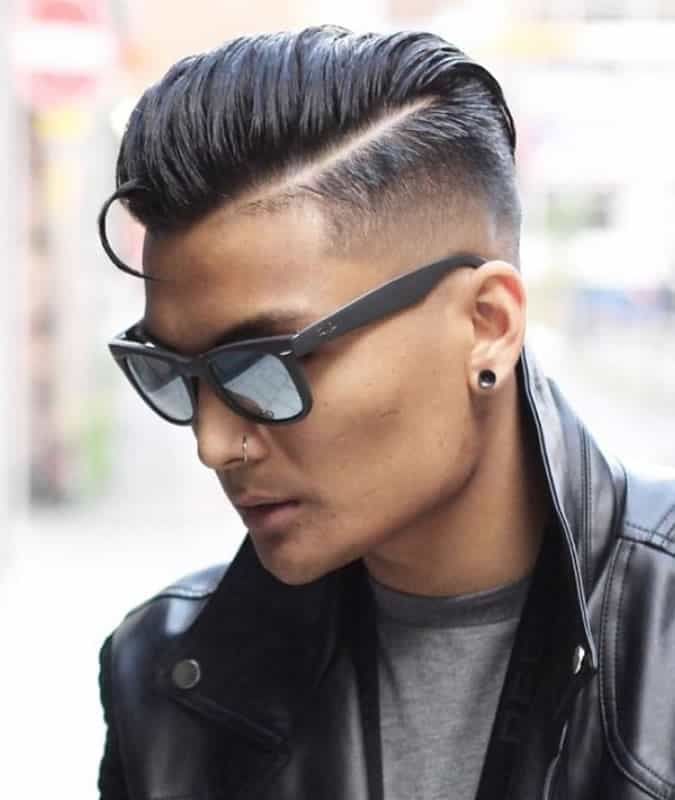 The Best Comb Over Fade Haircuts And How To Get Them