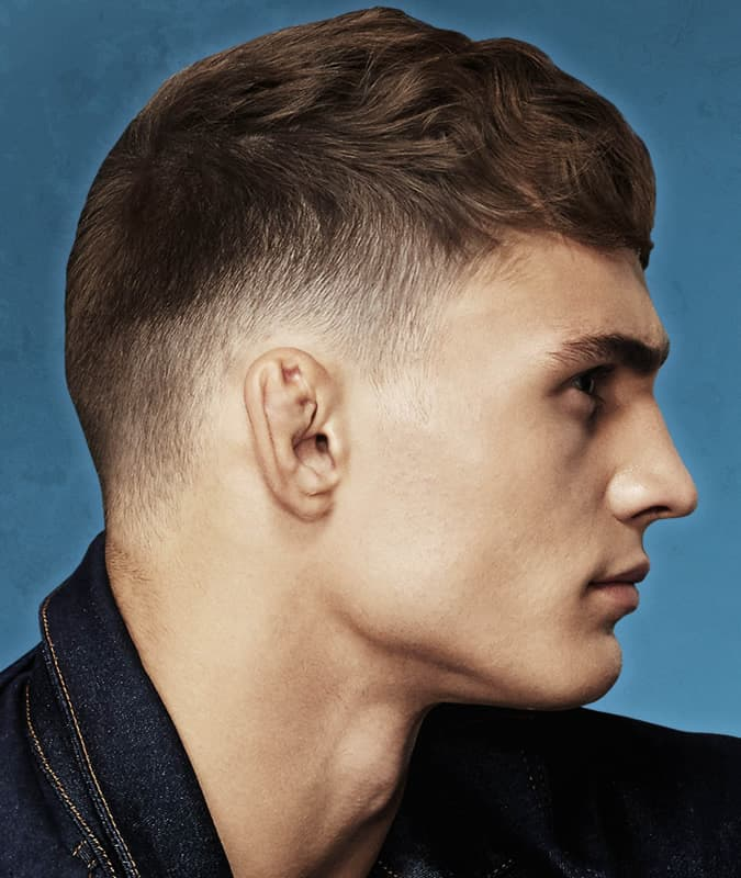 The Best Taper Fade Haircuts For Men And How To Get Them Fashionbeans