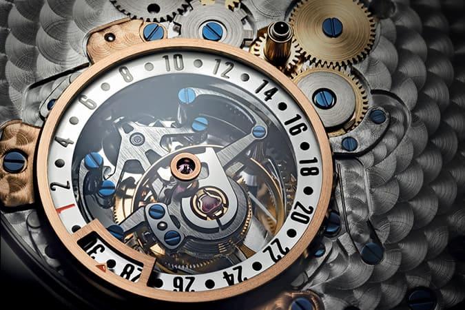Zenith Toubillon Watch