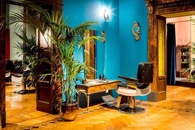 The 50 Best Barbershops In The World - GUM