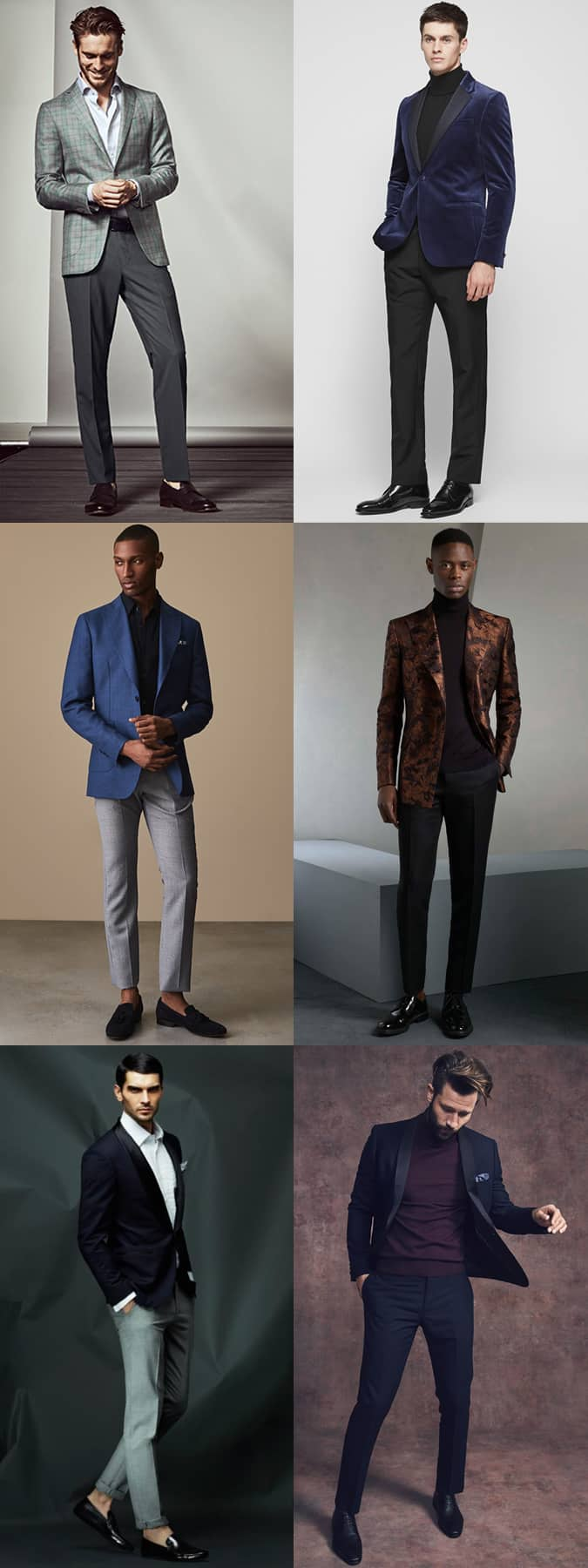 Men's Cocktail Attire Outfit Inspiration
