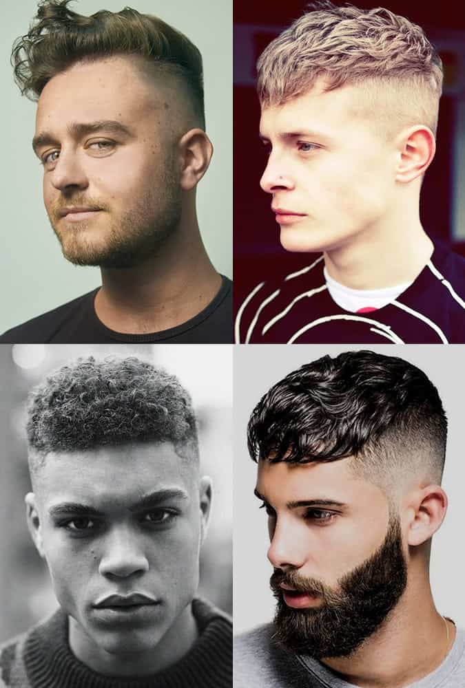 Intimidating hairstyles for men