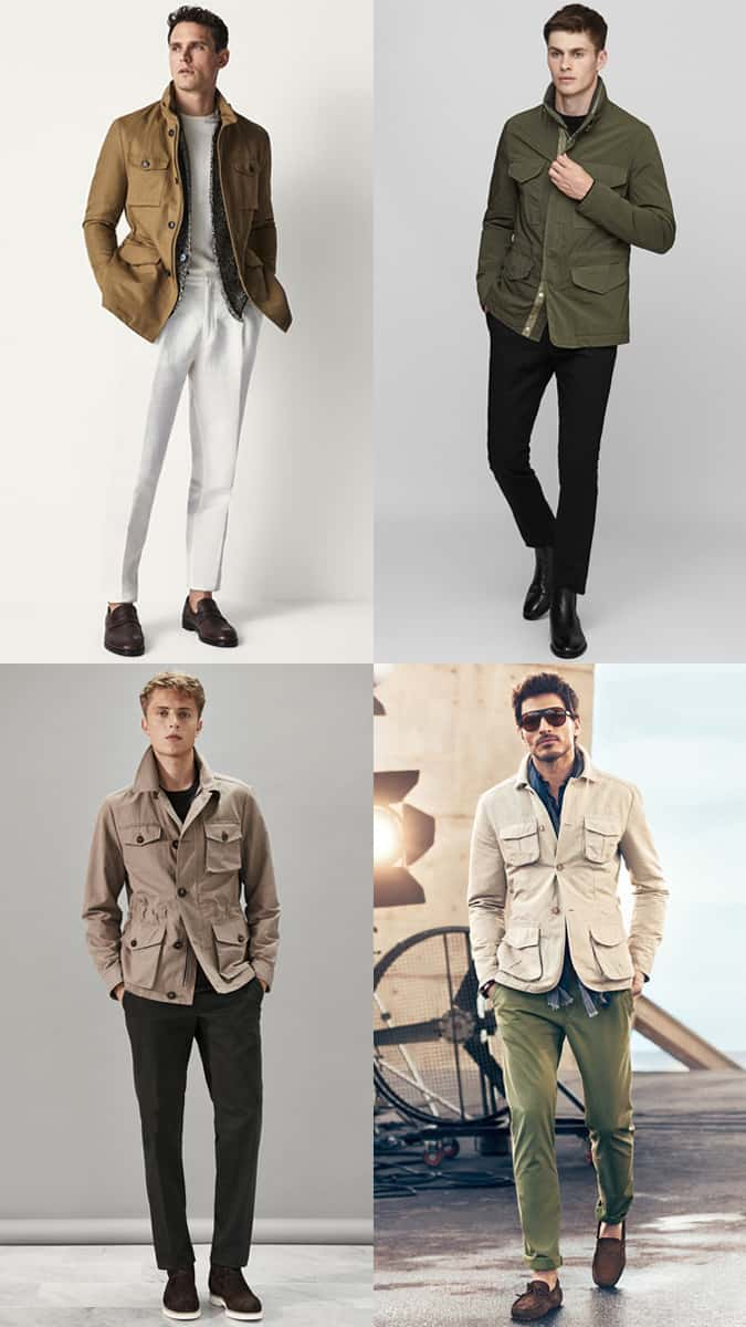 How To Wear A Field Jacket
