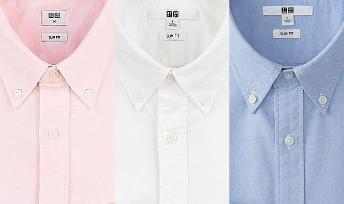 The three OCBD colours every man should own