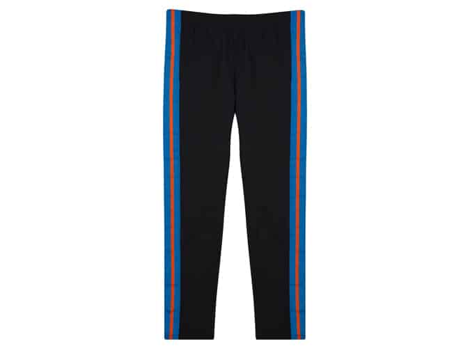 Asos side stripe trousers