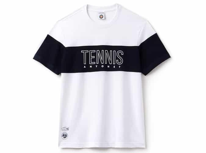 Lacoste Roland Garros Edition Technical Jersey T-Shirt