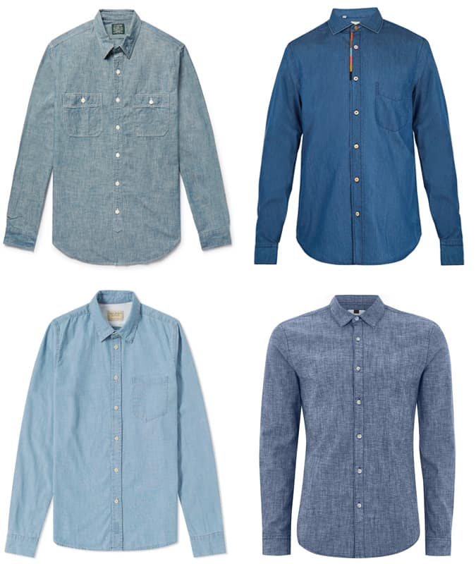 10 Types Of Shirt Every Man Should Own Fashionbeans