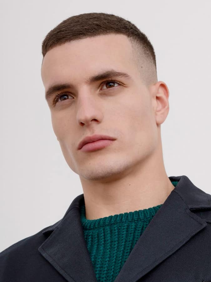 6 Mens Military Haircuts That Will Never Go Out Of Style Fashionbeans