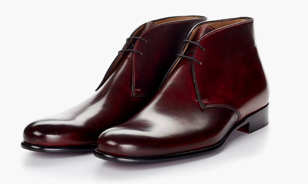 The Newman Chukka Boot