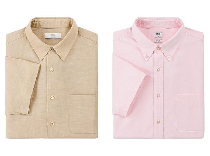 The best short sleeve button ups for men