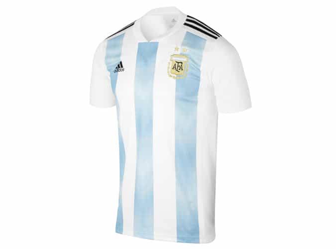 World Cup Football Kits - Argentina