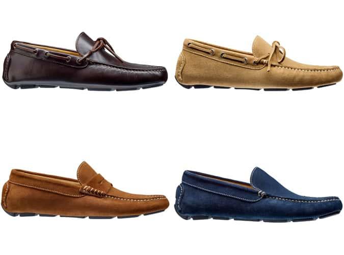 Les meilleures chaussures de conduite Crockett & Jones