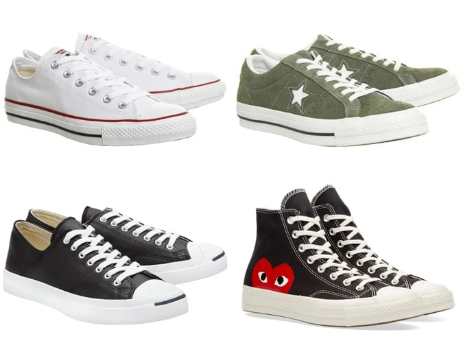 Th Best Converse Sneakers