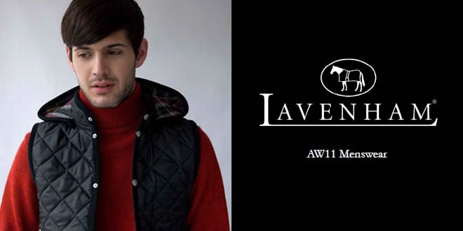 Lavenham Autumn/Winter 2011 Collection & Look Book