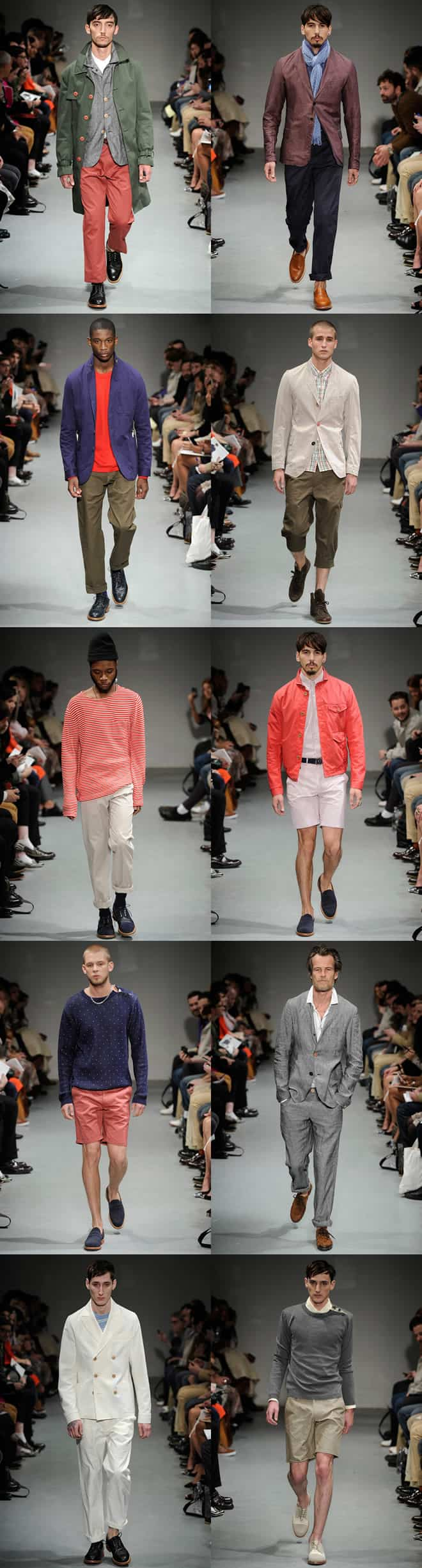 Oliver Spencer SS12 Collection LFW