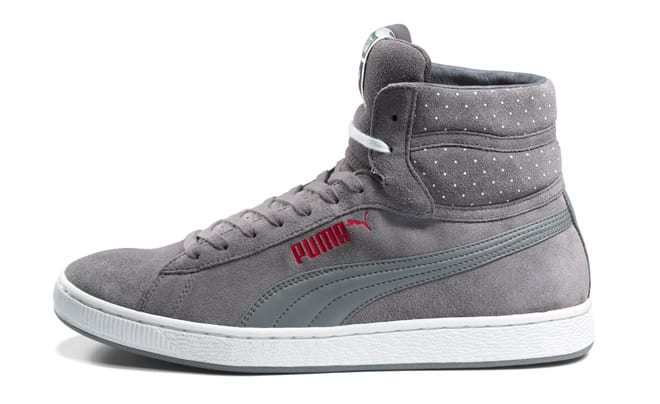 PUMA x UNDFTD Microdot Collection high grey