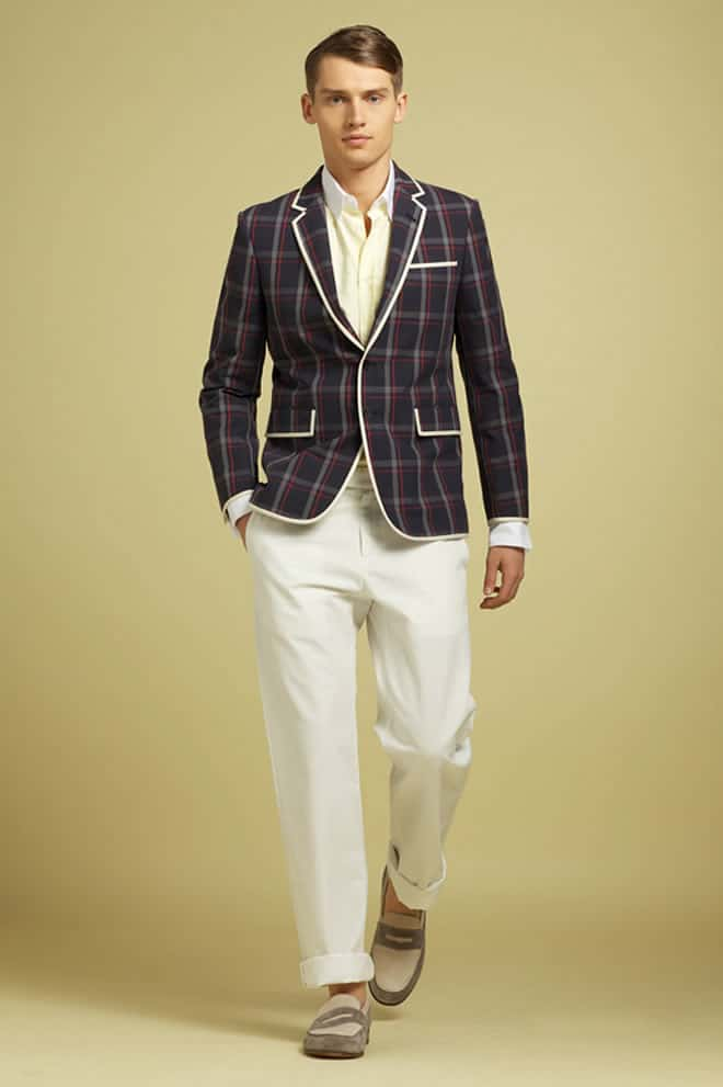Kitsuné Spring/Summer 2012 Lookbook