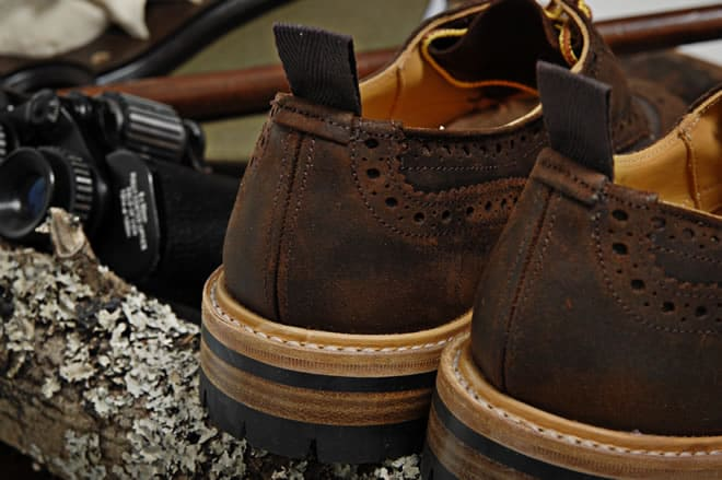 Tricker's for End Hunting Co. Collection