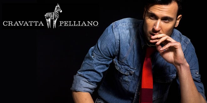 Win A Cravatta Pelliano Tie!