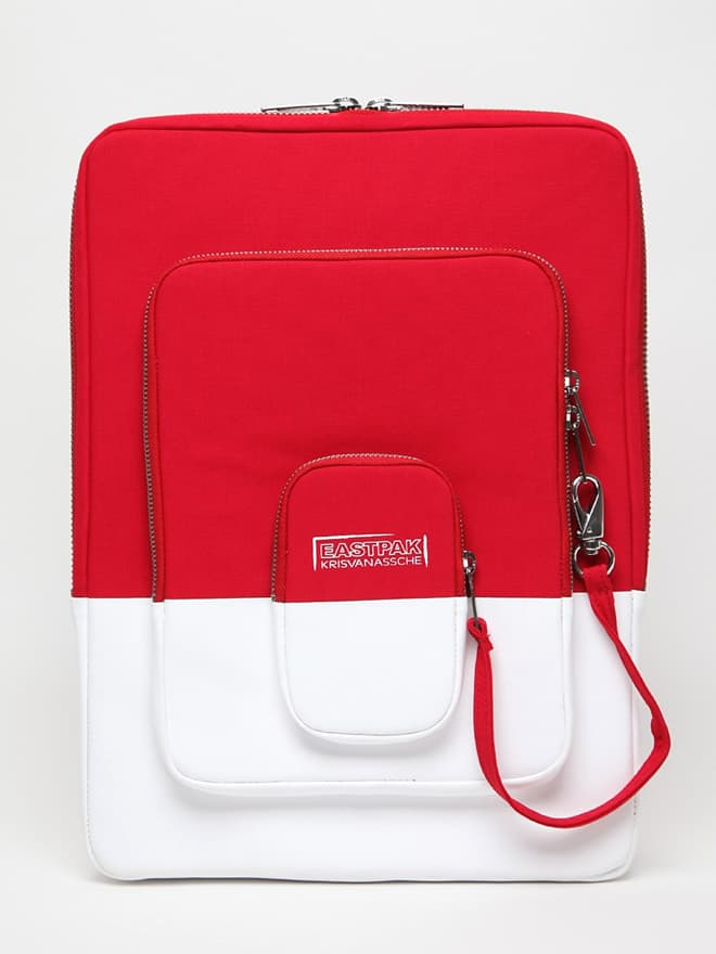 Eastpak x Kris Van Assche Pockets Red