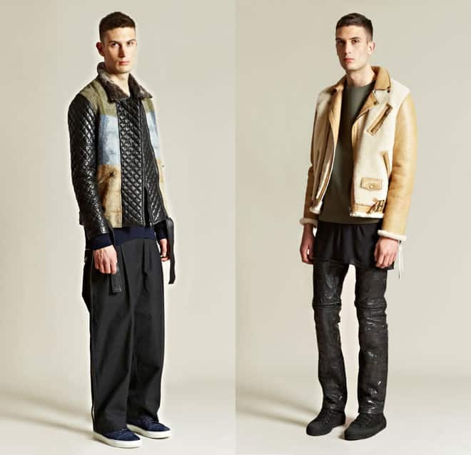 LN-CC AW12 Styled Mens Lookbook