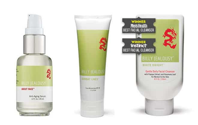 Billy Jealousy Grooming Collection